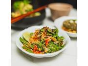 Pennywort Salad(v)