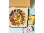 Buy 12 Cans Beer Pack to Enjoy 1 Mushroom Gyoza Box!